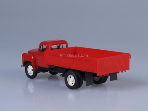 GAZ-53A red 1:43 Nash Avtoprom
