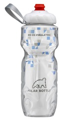Бутылка для воды POLAR BOTTLE термическая Breakaway Blue (600ml)