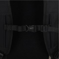 Рюкзак для скейта TRANSFER Stealth (Black/White)