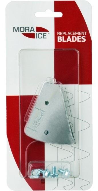 Ножи сферические Mora Ice для шнеков и ледобуров Micro, Arctic, Expert Pro (с болтами для крепления)