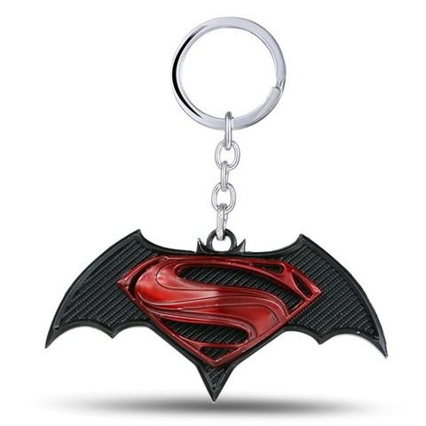 Брелок Супермен и Бэтмен Batman and Superman