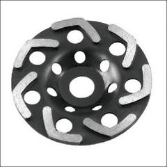 Чашка шлифовальная по бетону СТД-155