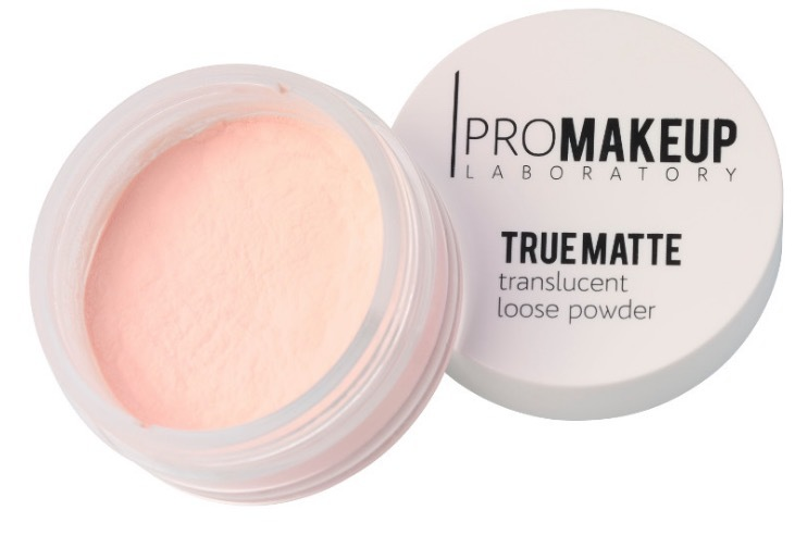 PROMAKEUP Laboratory True Matte Translucent Loose Powder рассыпчатая пудра 10 г