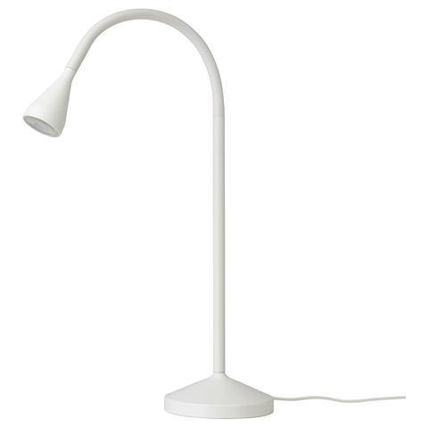 НЭВЛИНГЕ Рабочая лампа, светодиодная, белый