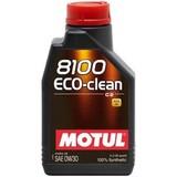 Motul 8100 eco clean 0W30 Синтетическое моторное масло