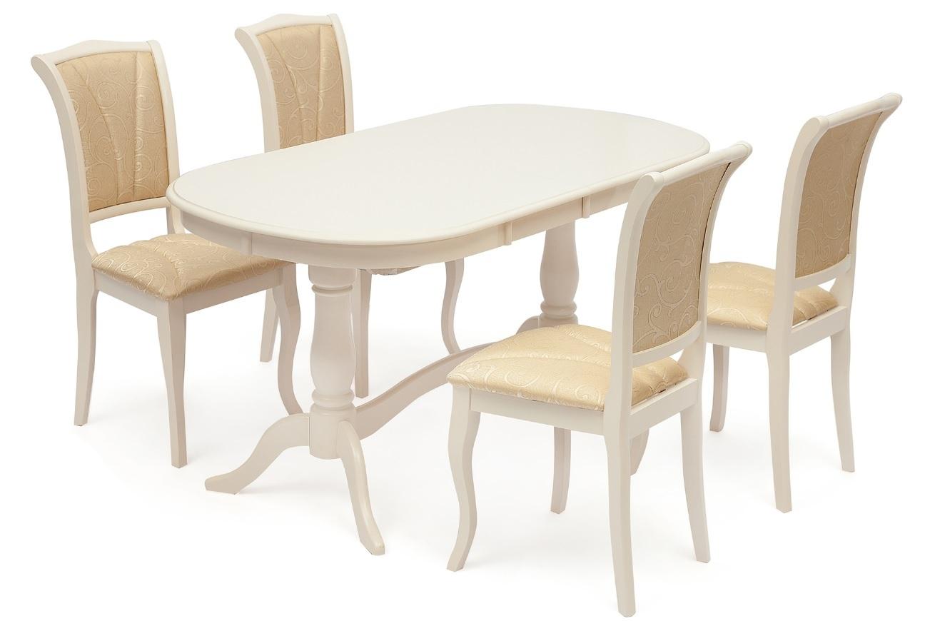купить обеденный стол и стулья