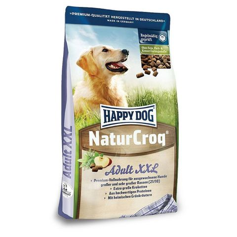 Happy Dog NaturCroq Adult XXL 15 кг