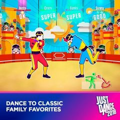 Microsoft Xbox One Just Dance 2018 (русская версия)