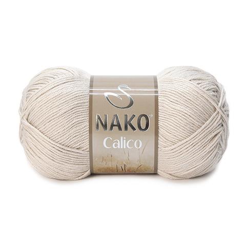 Купить Пряжа Nako Calico | Интернет-магазин пряжи «Пряха»
