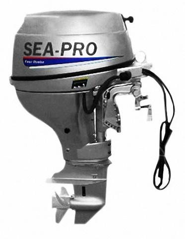 Лодочный мотор SEA-PRO F 15 S&E
