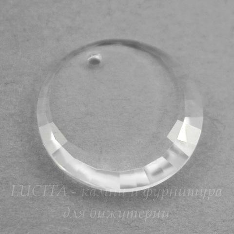6210 Подвеска Сваровски Crystal (17 мм)