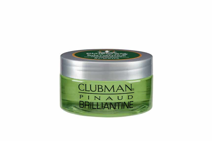 Clubman Brilliantine бриллиантин для укладки волос, 100 мл (W)