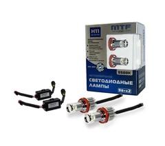 Светодиодные лампы MTF Light Н11/H9/H8/H16 5500K