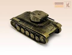 Танк Pz.Kp.fw II (масштабная модель)