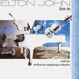 Elton John With The Melbourne Symphony Orchestra / Live In Australia (2LP)