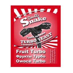Турбо дрожжи DoubleSnake Fruit Turbo, 50 г