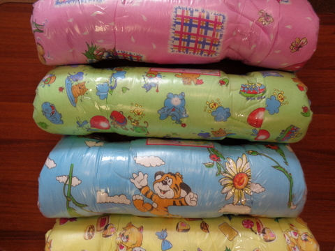 Комплект ( одеяло + подушка) №2 (весна-осень)