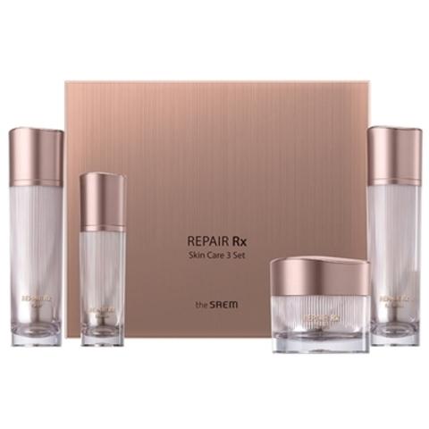 THE SAEM RRx Набор кремов антивозрастной Repair Rx Skin Care 3 Set