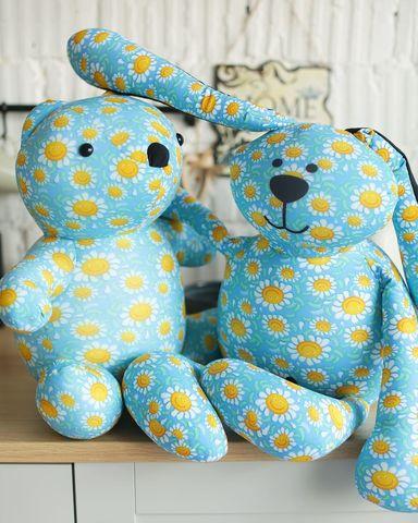 Подушка-игрушка антистресс «Ромашковый Мишка» 5