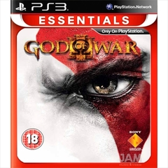 Игра PS3 God of War 3= rus