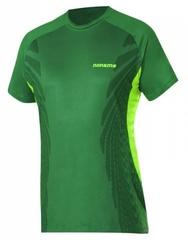 Футболка для бега Noname Pro Running 2000787 зеленая унисекс