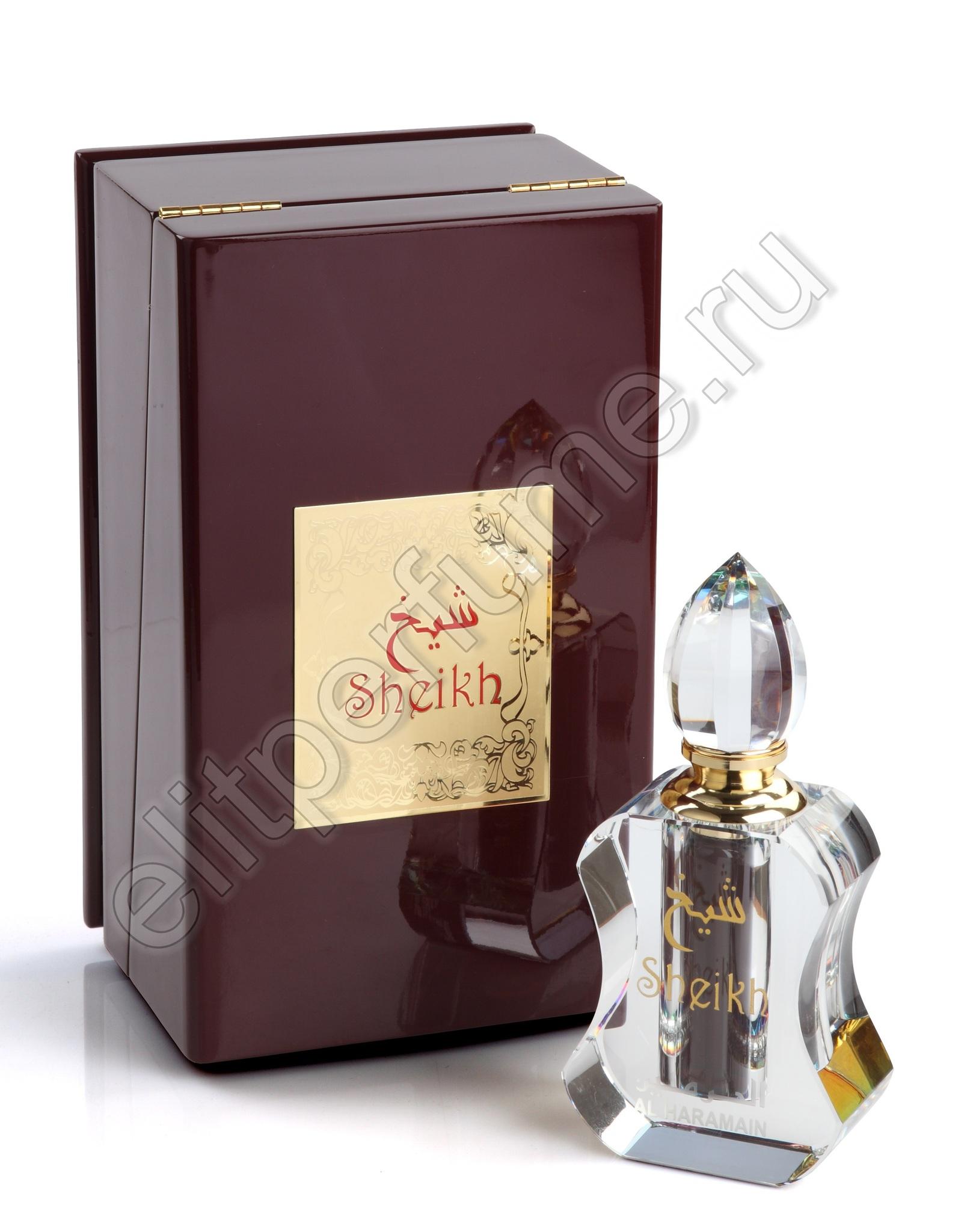 Шейх Sheikh 60 мл арабские мужские масляные духи от Аль Харамайн Al Haramain Perfumes