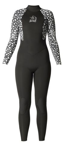 XCEL Ocean Rramsy Collection AXIS 4/3 Full Suit