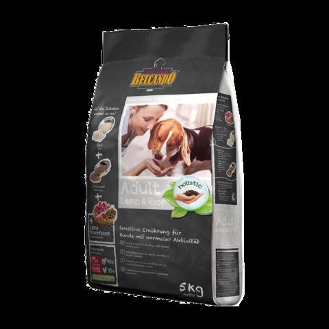 Belcando Adult Сухой корм для собак с ягненком и рисом