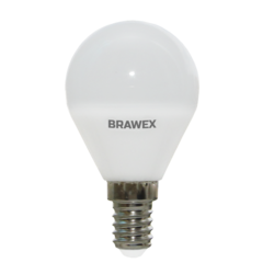 лампа глоб 2007B-G45S-6/E14