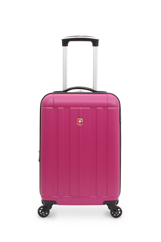 Чемодан WENGER USTER, цвет розовый 34x22x55 см, 37 л (6297808154).