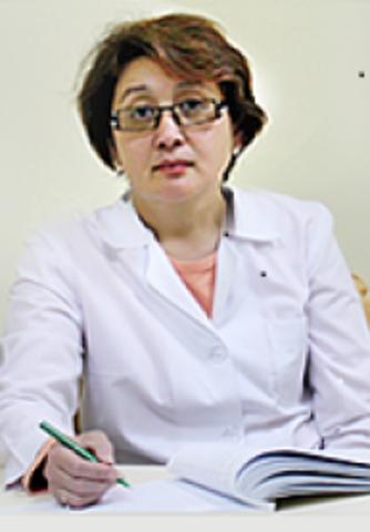 Хирург-ортопед Агниязова Лейла