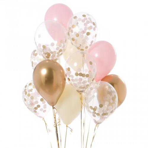 """Композиции Букет из шаров """"Розовое золото"""" розовое_золото.jpg"""