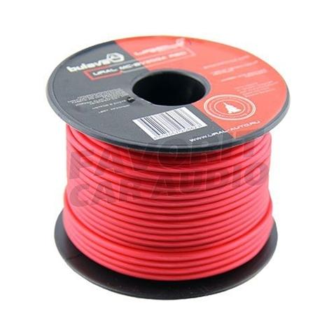 *Монтажный кабель URAL MC-BV20GA RED (30)