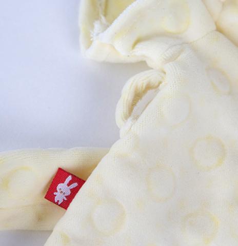 Одежда для малой Зайки Ми Бежевый халат