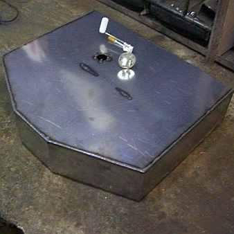 Дополнительный топливный бак: изготовление и установка фото-1