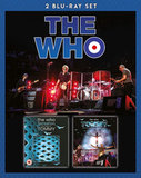 The Who / Sensation - The Story Of Tommy + Tommy - Live At The Royal Albert Hall (2Blu-ray)