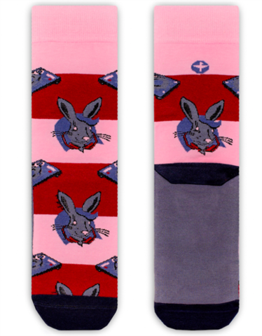 Tatem Socks DJ RABBIT