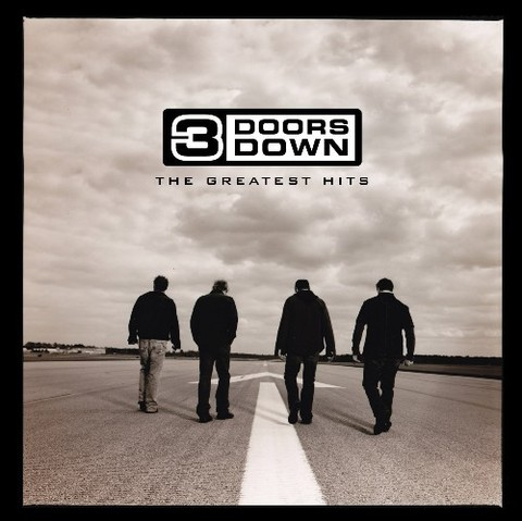 3 DOORS DOWN The Greatest Hits