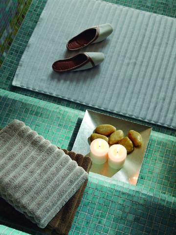 Элитный коврик для ванной Sultan светло-коричневый от Hamam