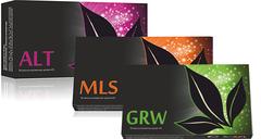 APL. Стартовый набор аккумулированных драже  APLGO. MLS+ALT+GRW от паразитов, аллергии, для восстановления тонуса