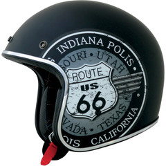 FX-76 Route 66 / Черный
