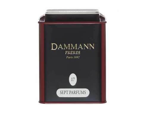 Чай черный Dammann 7 parfums, 100 г