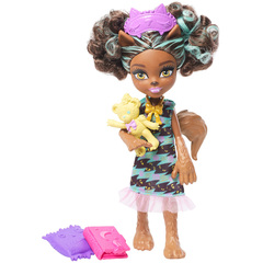 Кукла Монстер Хай Паула Вульф (Pawla Wolf) - Семейка Монстров, Mattel