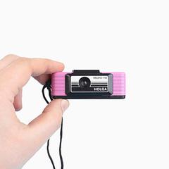 Пленочный фотоаппарат Holga Micro 110