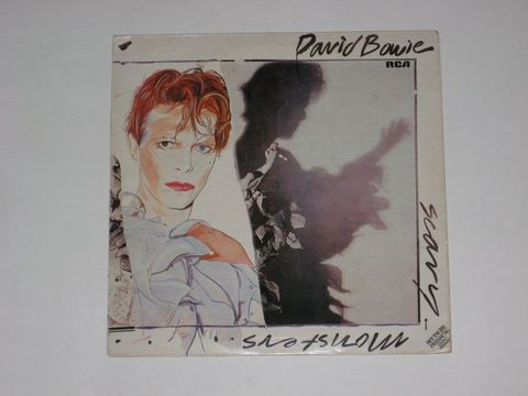 David Bowie / Scary Monsters (And Super Creeps)(LP)