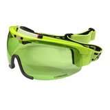 Визор лыжный Casco Spirit Neon Yellow Yellow lens