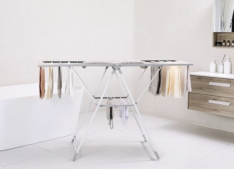 Сушилка для белья Xiaomi Mr. Bond Parallel Folding Drying Rack