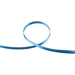 Лента обвязочная для прошивки документов синяя, 100 м 3шт/уп