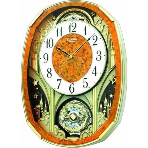 Настенные часы Rhythm 4MH877WD23
