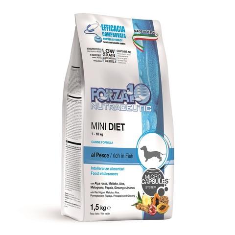 Forza10 Mini Diet Pesce (рыба) 26/13